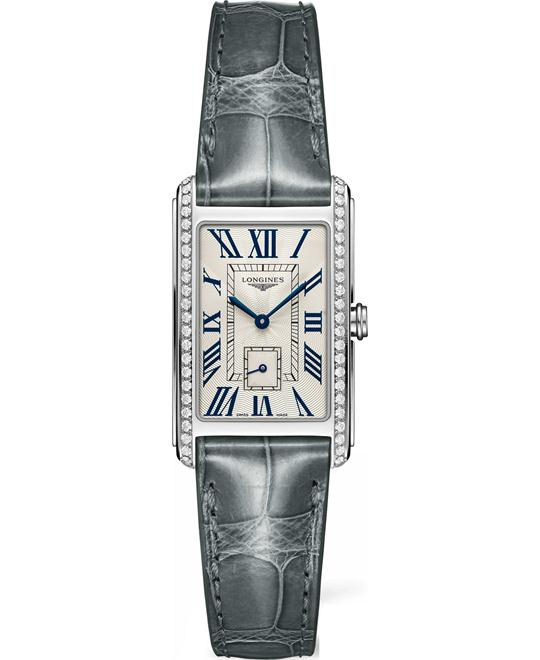 Longines L5.512.0.71.3 DolceVita 23x37mm
