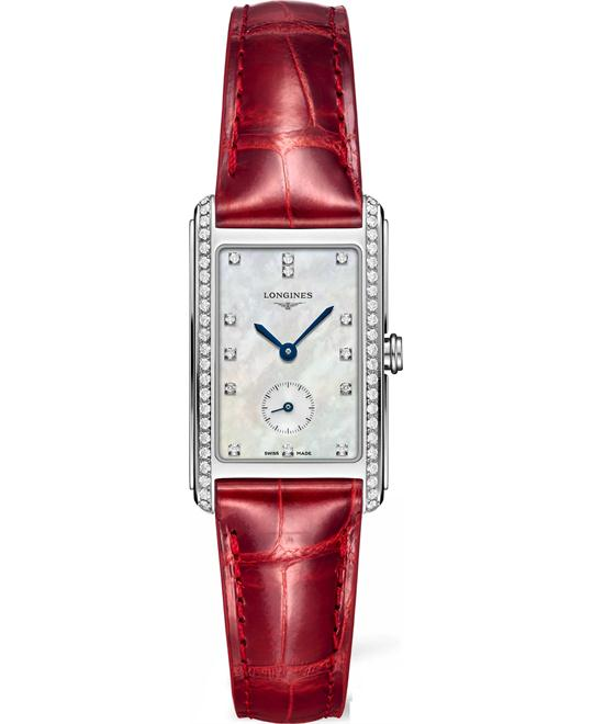 Longines L5.512.0.87.5 DolceVita 23x37mm