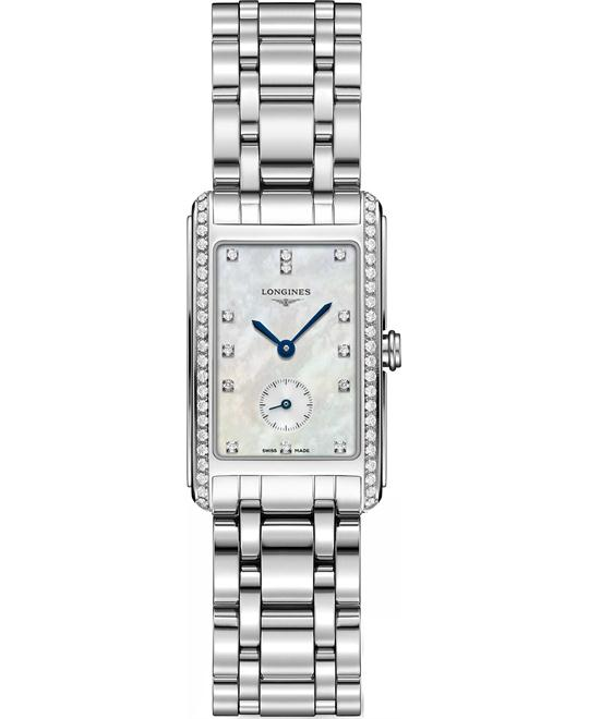 Longines L5.512.0.87.6 DolceVita 23x37mm
