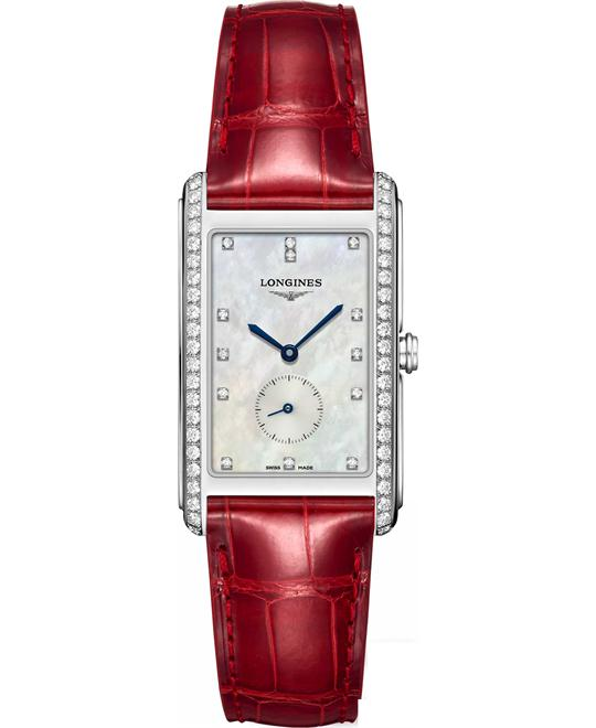 Longines L5.512.4.87.5 DolceVita 23x37mm