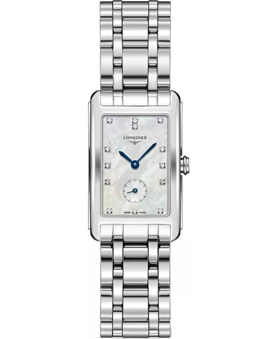 Longines L5.512.4.87.6 DolceVita 23x37mm