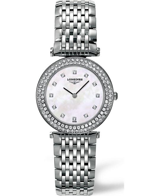 Longines La Grande L4.308.0.87.6 Diamond Watch 29mm