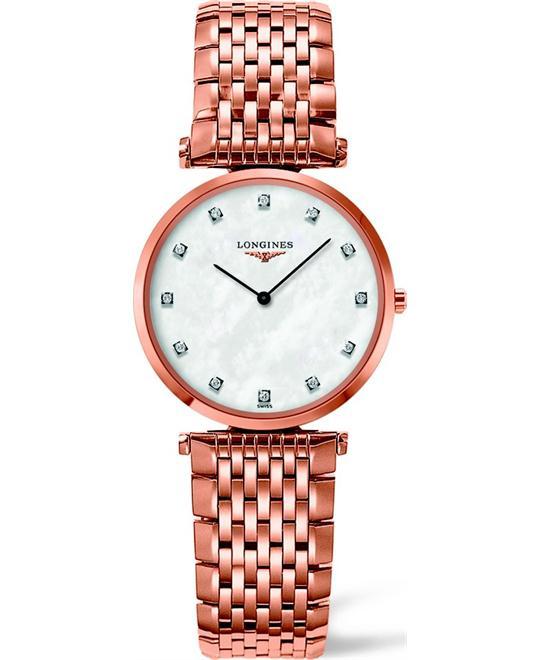 LONGINES La Grande L4.512.1.97.8 Classique Watch 29mm
