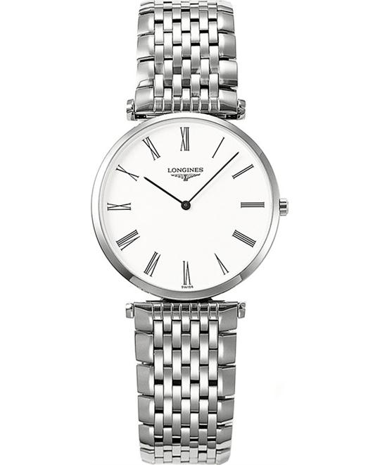 LONGINES La Grande L4.512.4.11.6 Watch 29mm