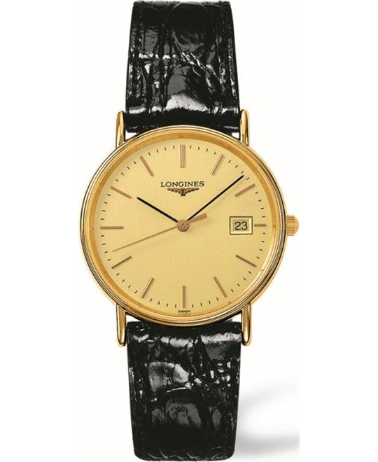 LONGINES La Grande L4.720.2.32.2 Classique Ladies Watch 33mm