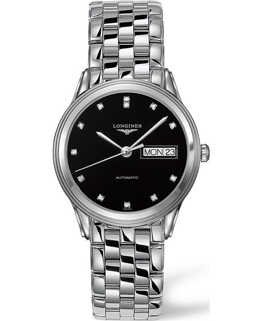 LONGINES La Grande L4.799.4.57.6 Classique Automatic Watch 35.6mm