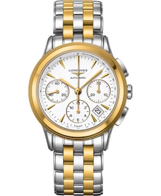 Longines La Grande L4.803.3.22.7 Flagship Watch 39mm