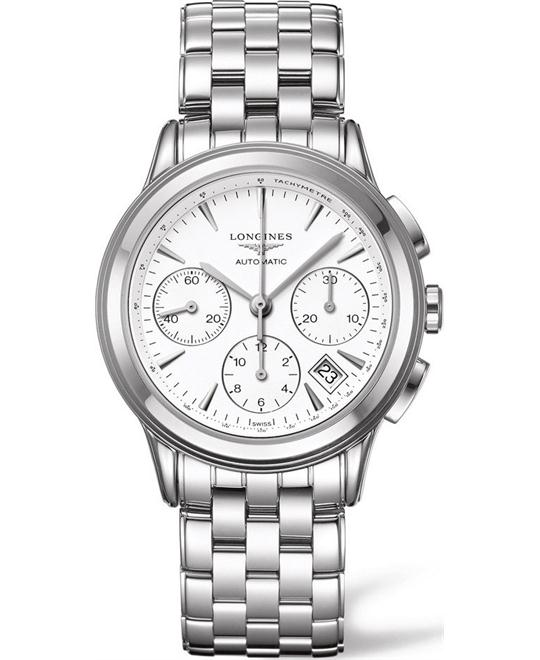 LONGINES La Grande L4.803.4.12.6 Automatic Watch 39mm