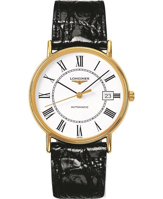 LONGINES L4.921.2.11.2 La Grande Watch 38mm