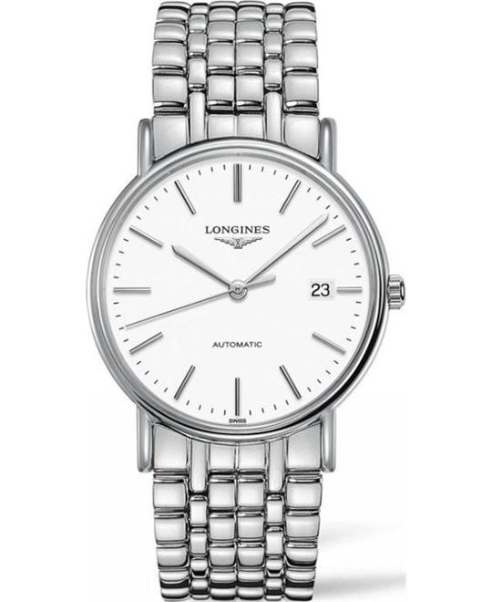 Longines La Grande L4.921.4.12.6 Automatic Watch 38.5mm