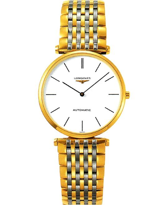 Longines La Grande L47082127 Automatic Watch 36mm