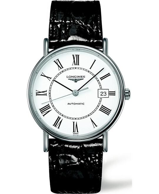 LONGINES La Grande L4.921.4.11.2 Automatic Watch 38mm