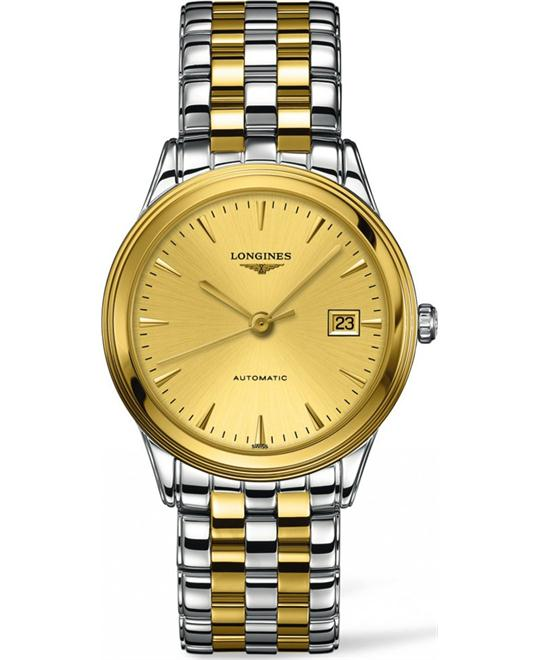 LONGINES Les Grandes L4.874.3.32.7 Automatic Watch 38.5mm