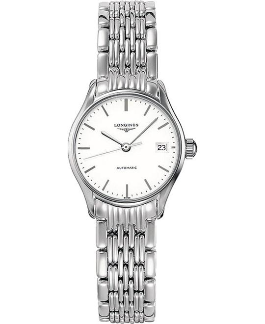 LONGINES Lyre AL4.360.4.12.6 Automatic Ladies Watch 25mm
