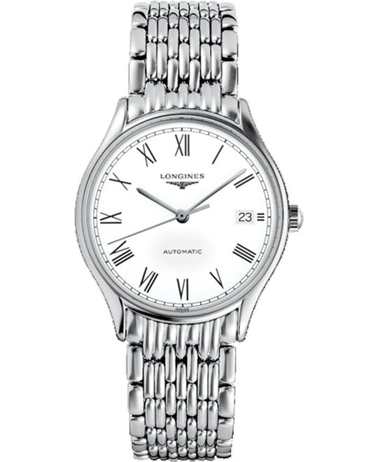 LONGINES Lyre L4.860.4.11.6 Automatic Unisex Watch 35mm