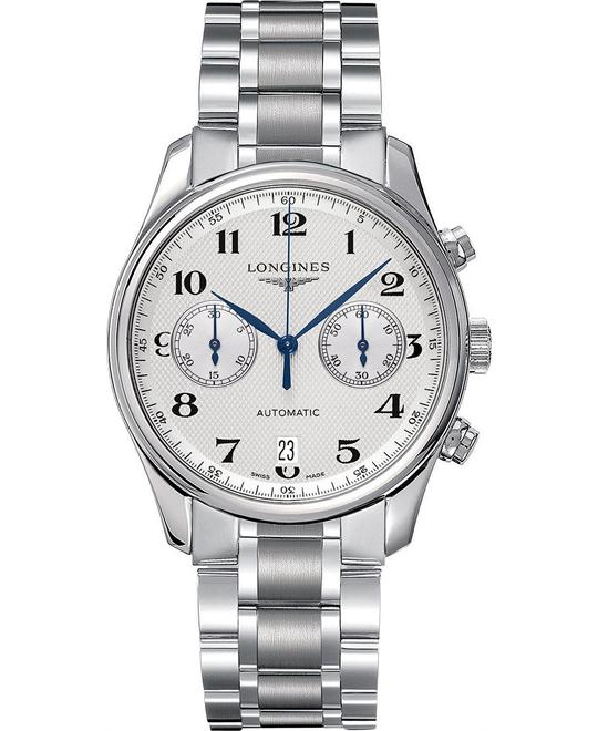 LONGINES Master L26694786 Chronograph Watch 38.5mm