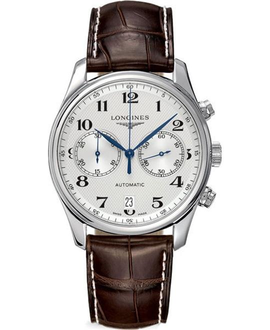 Longines Master L2.669.4.78.5 Automatic Watch 38.5mm