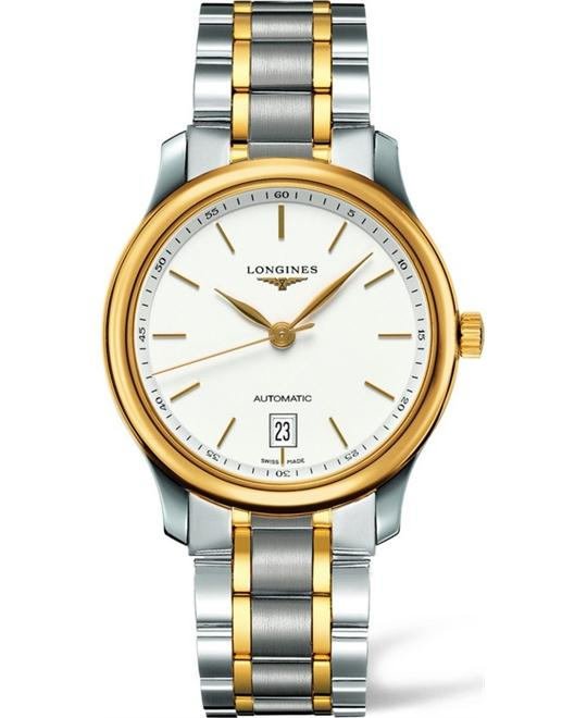 Longines Master L2.628.5.12.7 Automatic Watch 38mm