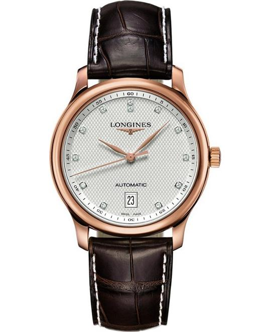 Longines Master L2.628.8.77.3 Watch 38.5mm