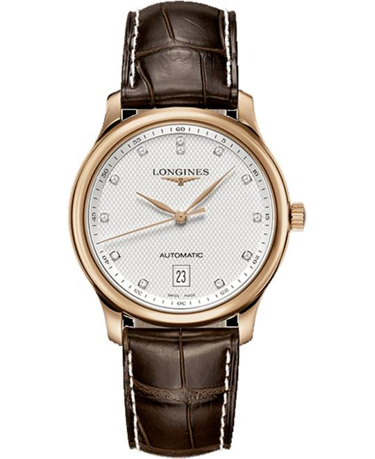 Longines Master L2.628.8.77.3 Automatic Watch 38.5mm