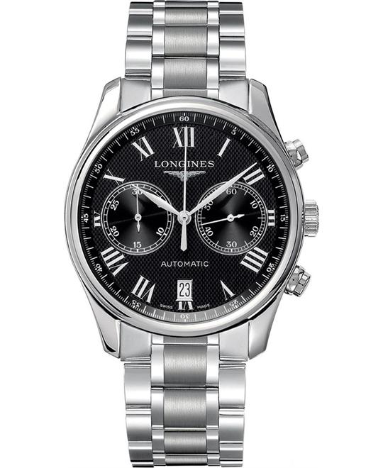Longines Master  L2.629.4.51.6 Collection Watch 40mm