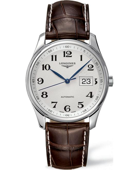 Longines Master L2.648.4.78.3 Watch 40mm