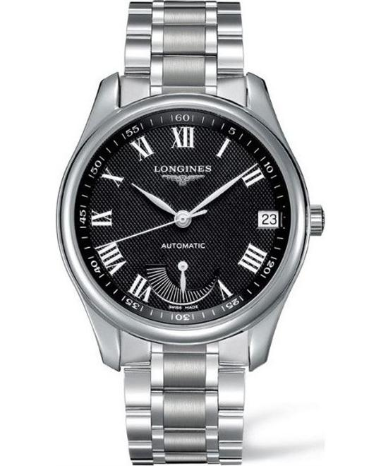 Longines Master L2.666.4.51.6 Automatic Watch 42mm