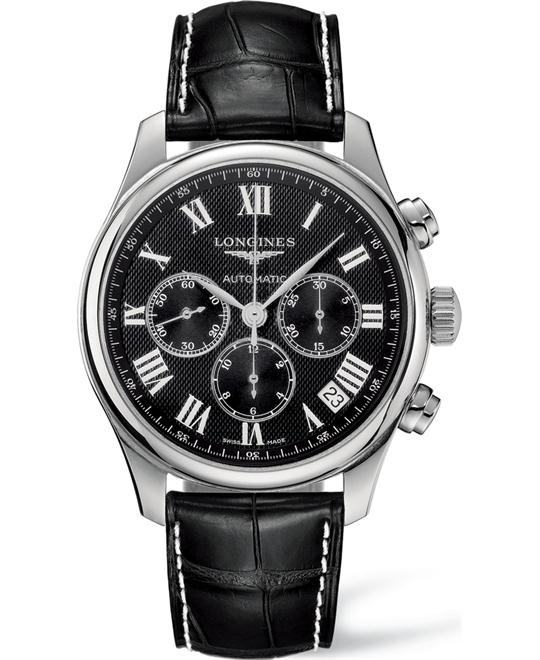 Longines Master l2.693.4.51.7 Collection Watch 44mm