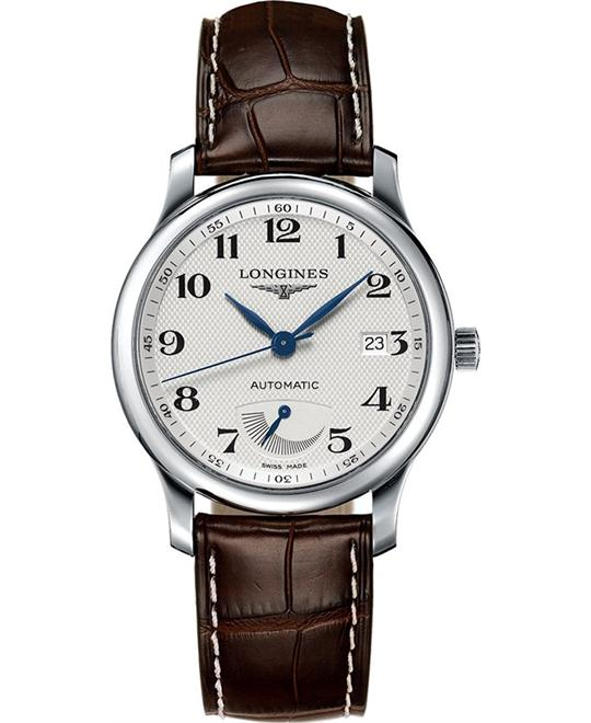 Longines Master L2.708.4.78.3 Power Watch 38mm