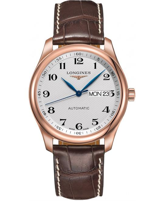 Longines Master L2.755.8.78.5 Watch 38.5mm
