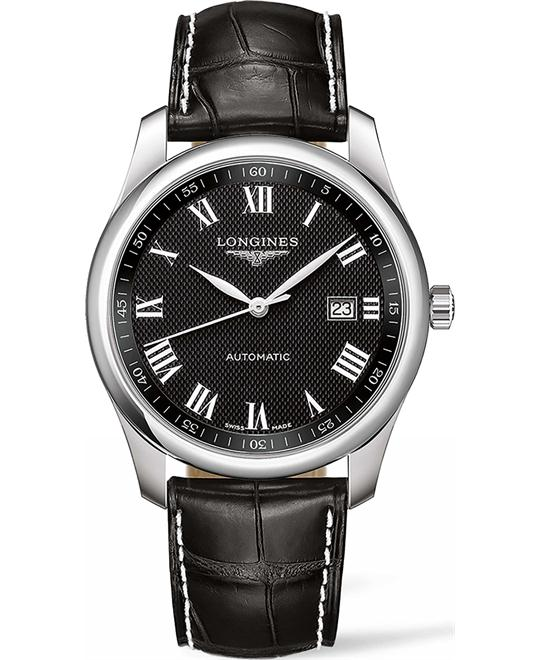 LONGINES Master L2.793.4.51.7 Automatic Watch 40mm