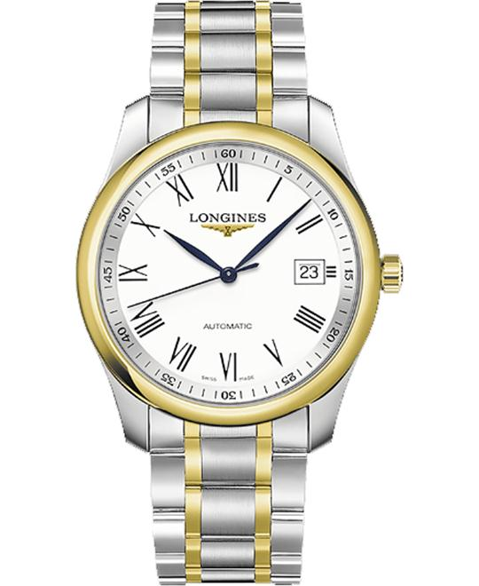 LONGINES Master L2.793.5.19.7 Collection Watch 40mm