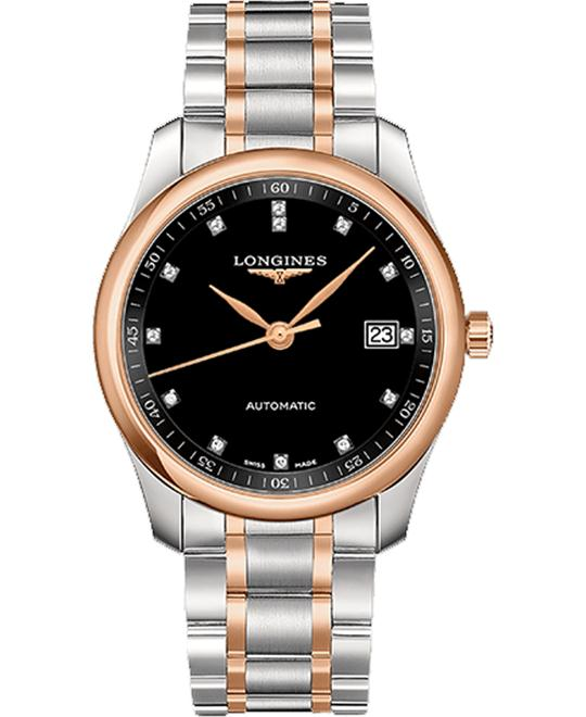 Longines Master L2.793.5.57.7 Automatic Watch 40mm