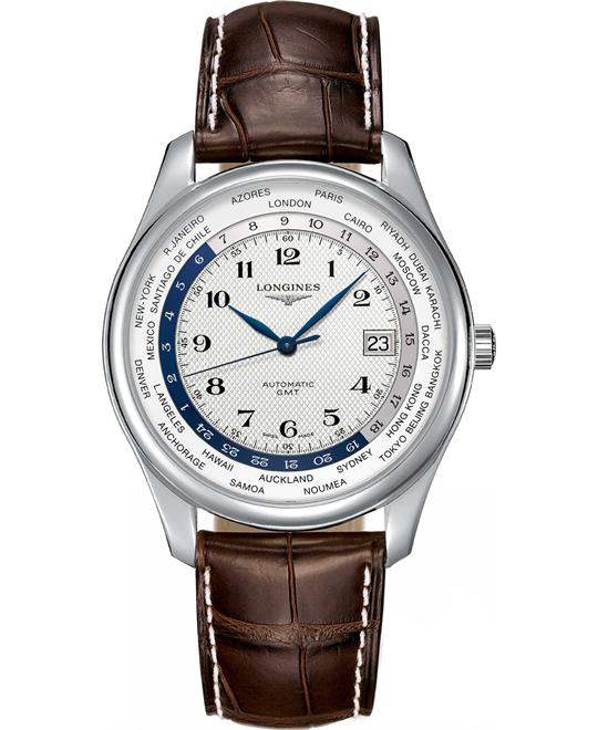 Longines Master L2.802.4.70.3 Automatic Watch 42mm
