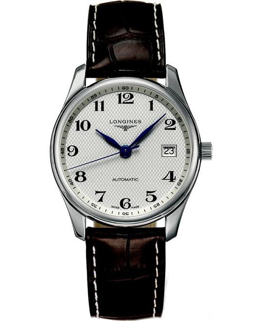 Longines Master L25184783 Automatic Watch 36mm