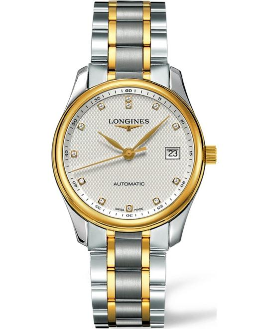 Longines Master L25185777 Diamond 36mm