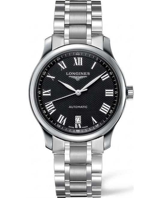 Longines Master L26284516 Automatic Watch 38.5mm