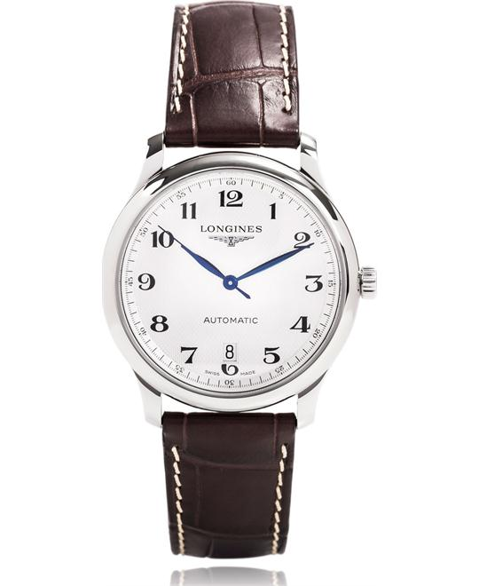 Longines Master L26284785 Automatic Watch 38.5mm