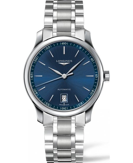 Longines Master L26284926 Automatic Watch 38.5mm
