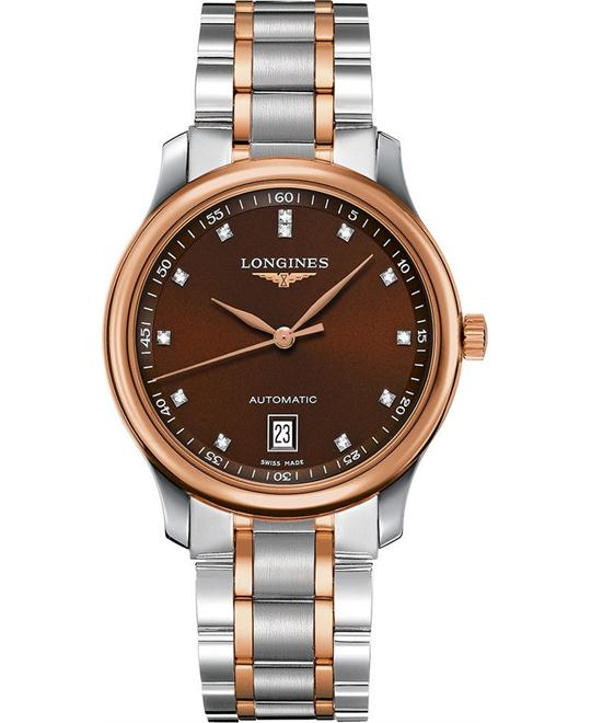 Longines Master L26285677 Automatic Watch 38mm