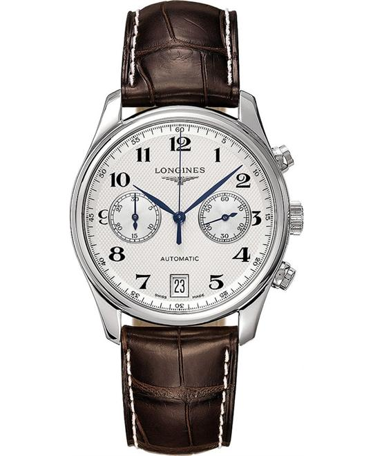 Longines Master L26694783 Automatic Watch 38.5mm