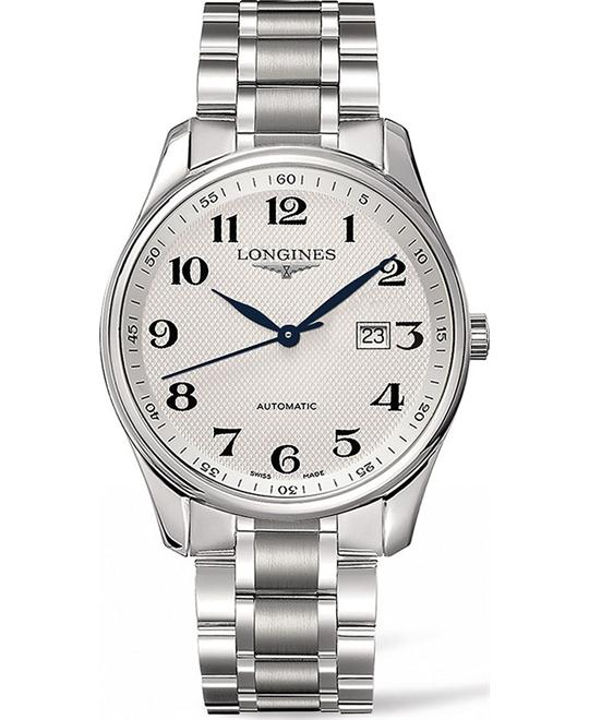 Longines Master L28934786 Automatic Watch 42mm