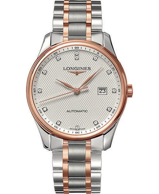 Longines Master L2.893.5.77.7 Automatic Watch 42mm