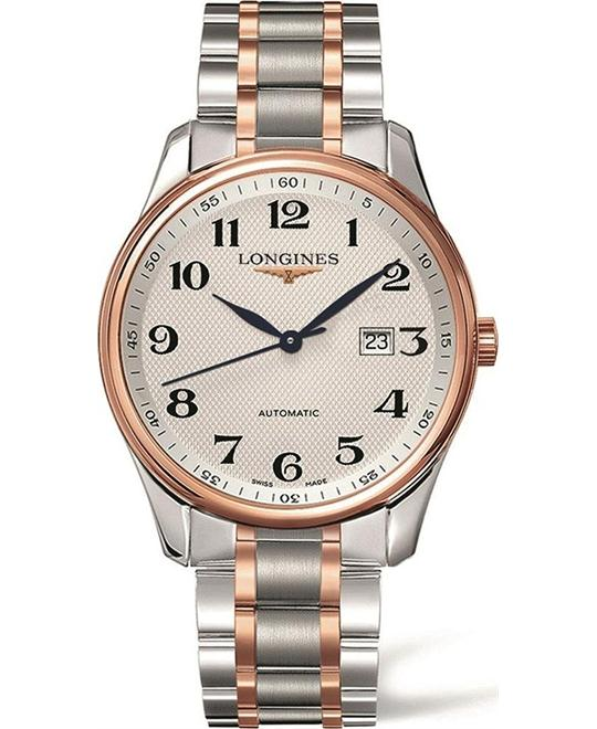 Longines Master L28935797 Automatic Watch 42mm