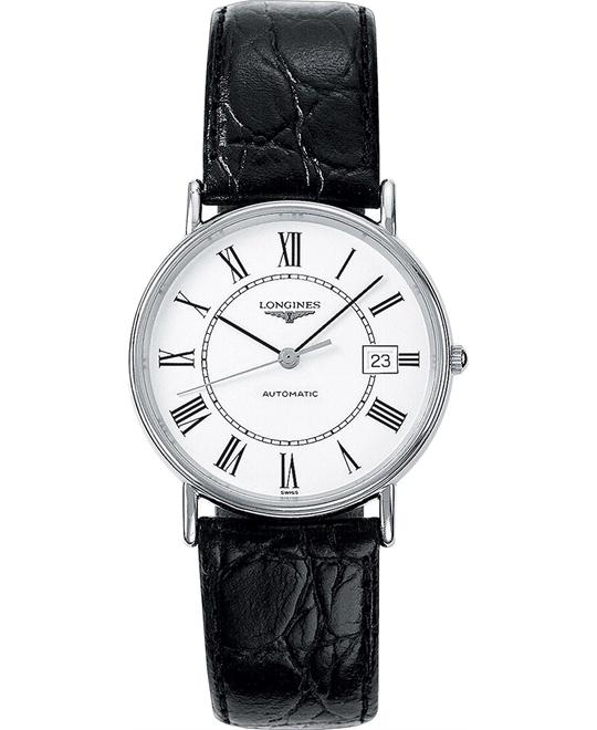 LONGINES Presence L48214112 Automatic Watch 33mm