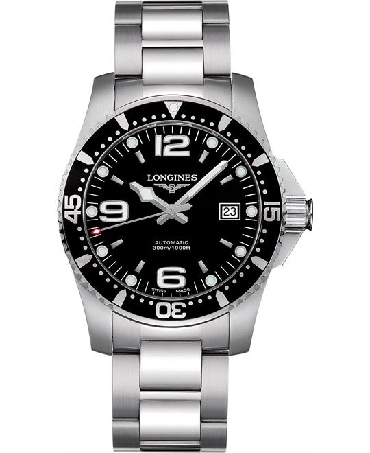 LONGINES Hydroconquest L3.642.4.56.6 Automatic 41mm