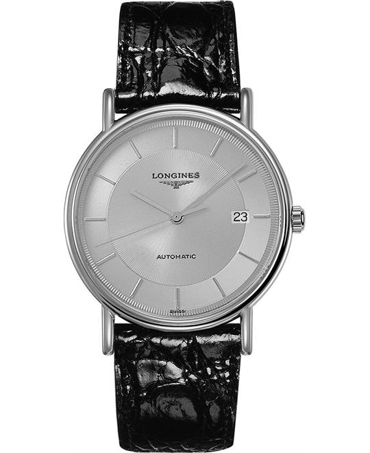 Longines Presence L49214782 Swiss Automatic Watch 38.5mm