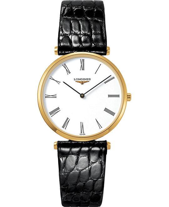 LONGINES La Grande L47092112 Classique Watch 33mm