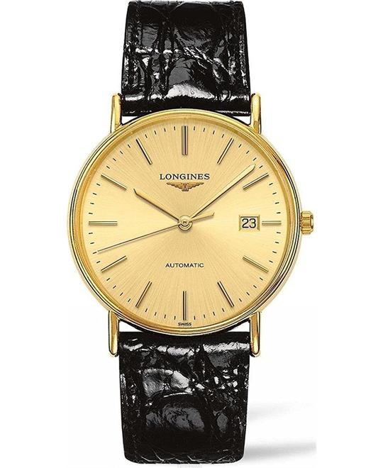 Longines Presence L49212322 Automatic Watch 38.5mm