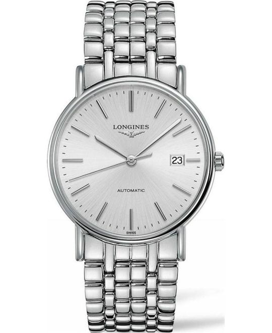 LONGINES Presence L49214726 Automatic Watch 38.5mm